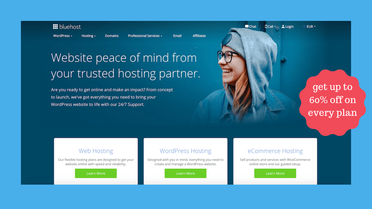 Bluehost Review: Pros, Cons & tips - 2020 - Letters to Barbara